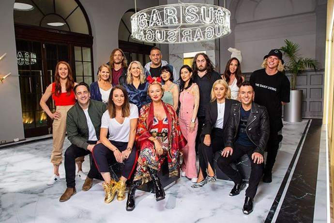 Contestants include The Veronicas, Michelle Bridges and Married At First Sight's Martha Kalifatidis.