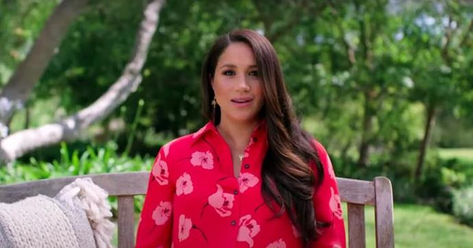 """In May, Meghan made yet another glorious appearance [during the Vax Live concert](https://www.nowtolove.com.au/fashion/fashion-news/meghan-markle-red-dress-67671