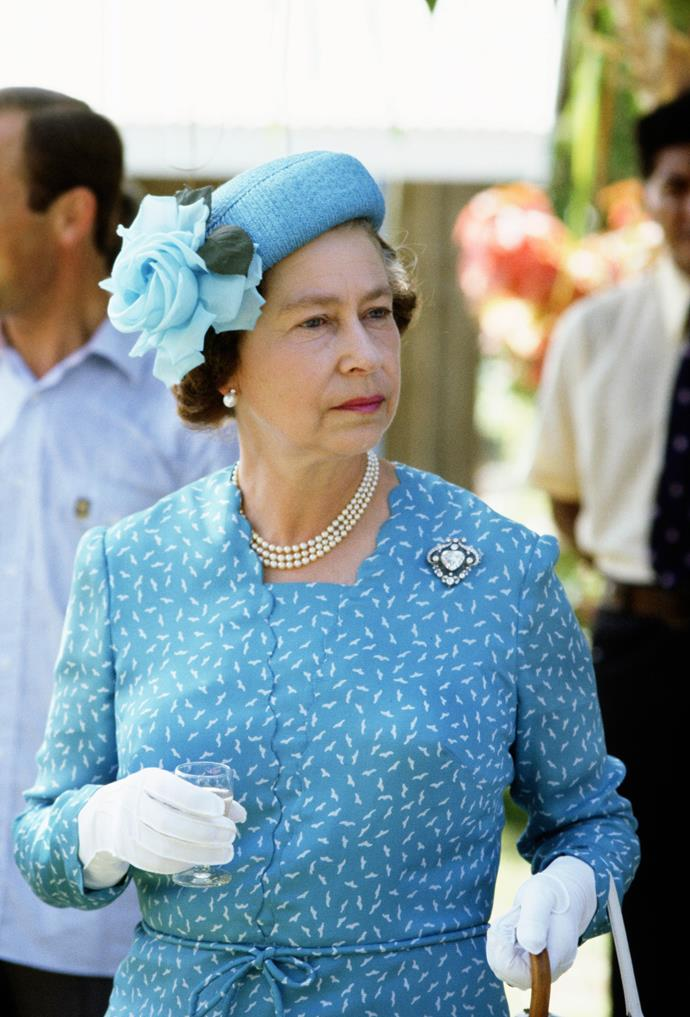 The Queen was shaken after an intruder infiltrated Buckingham Palace.