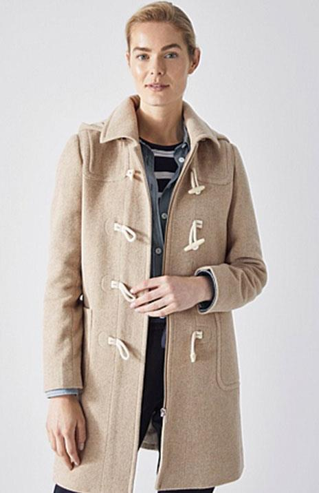 """There's nothing more cosy than a chic duffel coat and this caramel-coloured number from Trenery is high on our winter wish list. Crafted from sustainable wool blend, this stylish overcoat will keep you snug all winter long. $399. [**Buy it online here**](https://www.trenery.com.au/wool-blend-hooded-duffel-60262602-6332