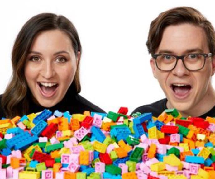 **Atlanta and Jeff, SA** <br><br> LEGO enthusiasts Atlanta, 25, and Jeff, 28, met at a Supanova convention while working for a luxury Dungeons and Dragons dice company. Together they own several thousand dollars' worth of LEGO and spend 10 to 15 hours per week on their incredible builds.