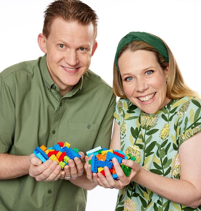 **Ryan and Gabby, VIC** <br><br> Ryan, 42, is an avid musician and Gabby, 39, trained in theatre arts and stage management. These two creatives are ready to put their imaginations to the test.