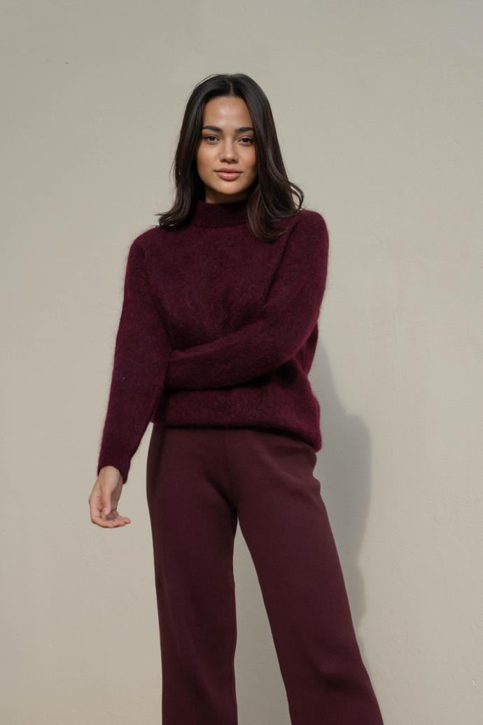 """[Rib knit pants](https://www.myer.com.au/p/sed-heritage-rib-knit-pants?utm_medium=advertorial&utm_source=Are-Media&utm_campaign=AW21-Seed&utm_content=Wk17-Seed-Native-Article-Links