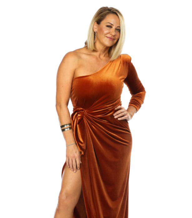 ** Adriana ** <br><br>  Mother-of-three Adriana, 53, is fun, playful, and a little bit naughty. She's planning on giving the younger contestants a run for their money while also having a blast in the Big Brother house.