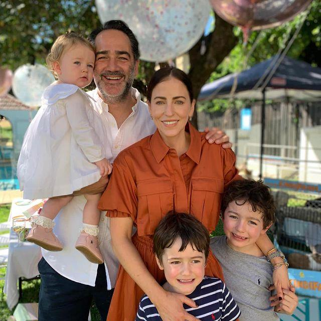 Wippa often shares candid family moments to his Instagram page.
