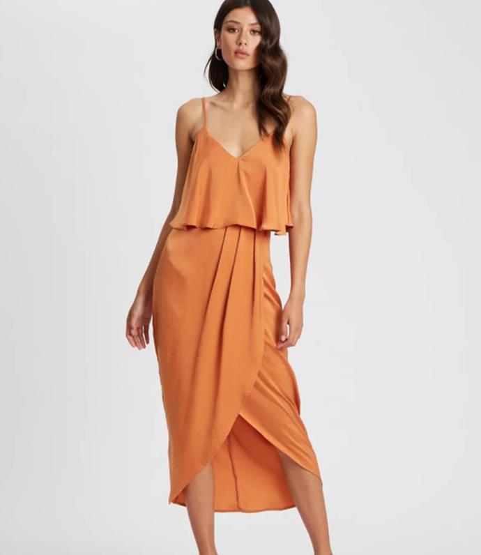 "The Iconic CHANCERY Ivy Midi Dress, $97.96. [Buy it online here](https://www.theiconic.com.au/ivy-midi-dress-1161126.html|target=""_blank"")"