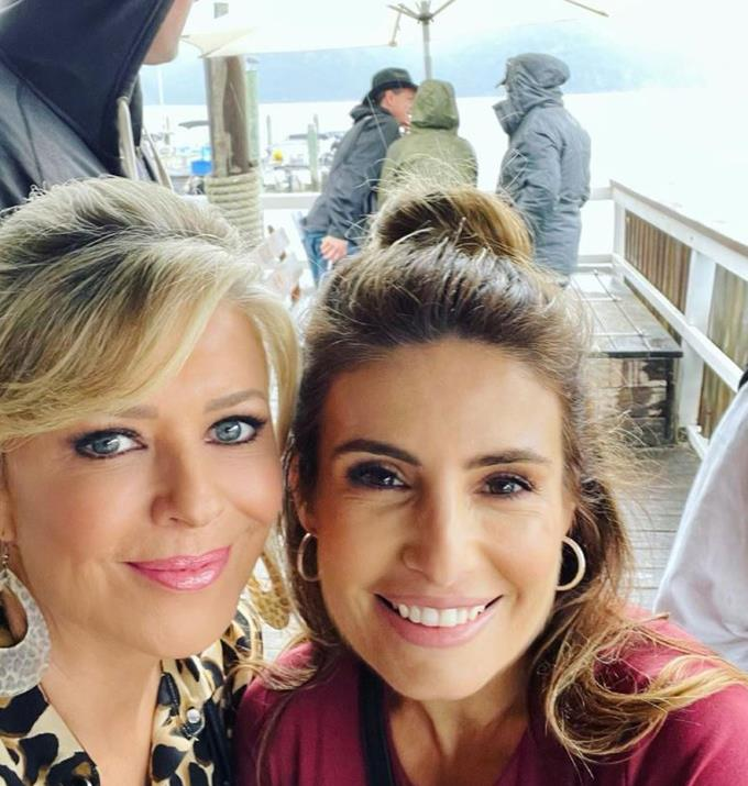 Are Emily and Ada teasing a Home and Away wedding?