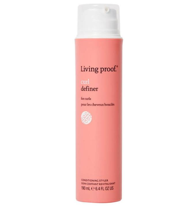 """Mecca Living Proof Curl Definer, $52.00. [Buy it online here](https://www.mecca.com.au/living-proof/curl-definer/V-048009.html?cgpath=hair-styling target=""""_blank"""")"""