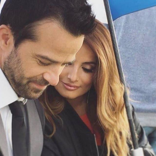 """In this sweet update, makeup artist Laura told her followers: """"This was taken on my first day in 2016 working on *Home and Away* on the Makeup team. And I got to look after these two wonderful people."""" Pictured are Ada Nicodemou and Charlie Clausen. """"Time flies when you're having fun,"""" she added."""