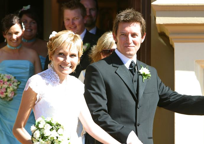 Belinda's cancer tragically returned in 2001, though her and Rove remained stronger than ever. They married in a beautiful ceremony in May 2005.