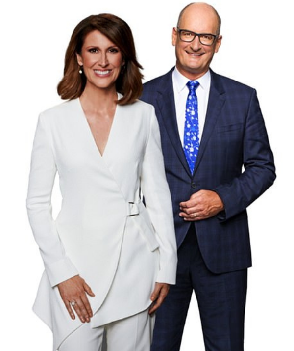 """While Nine could make big waves with its line-up, Seven's *Sunrise* might also need to have a major switch-up when David """"Kochie"""" Koch's contract runs out next year."""