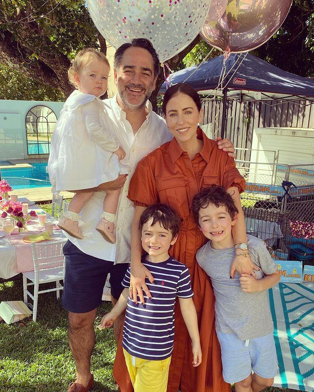 Wippa's insane filming schedule heartbreakingly separated him from seeing his kids.