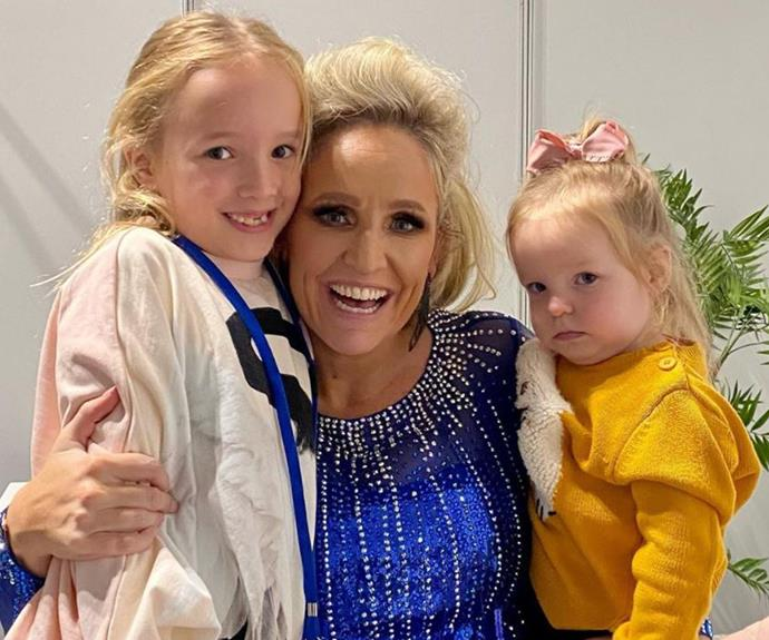 """**Fifi Box, 44**  <br><br> The radio host and TV presenter gave birth to her first daughter, Trixie, in 2013 at 37-years-old. Then at 41, Fifi revealed that she was going to have a second daughter via IVF with an anonymous donor, and in 2019 she introduced baby Daisy to the world. <br><br> The presenter took to Instagram to discuss her IVF journey and how the process can be challenging but ultimately very rewarding. <br><br> """"I know the value of this miracle because I have seen first hand the heartbreak, tears and sacrifices so many women and couples suffer on their [IVF journeys](https://www.nowtolove.com.au/parenting/celebrity-families/fifi-box-gives-birth-55406