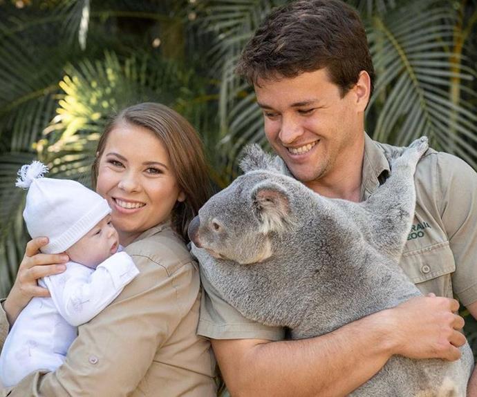 Grace stole the Koala's heart.