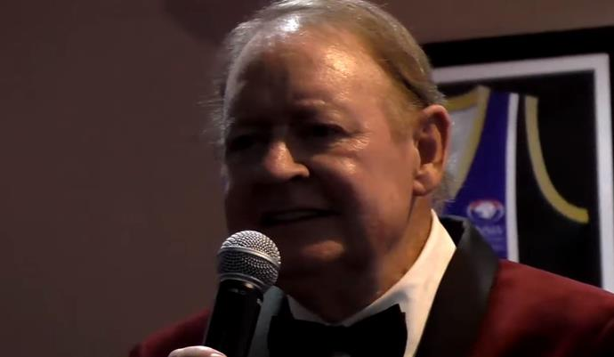 Adelaide crooner Denis Sheridan has tragically passed away aged 76 after suffering a terminal illness.