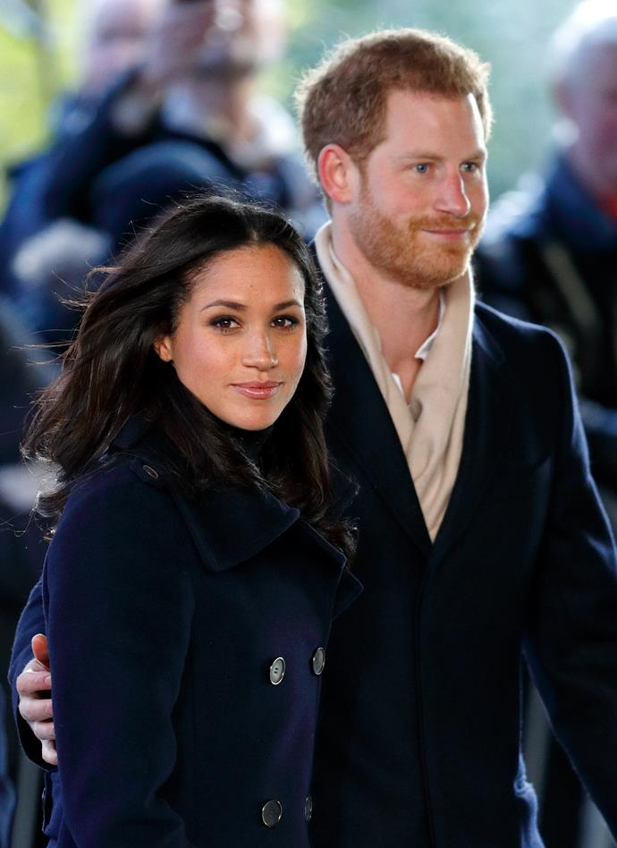 The Duke and Duchess are expecting a baby girl this winter.