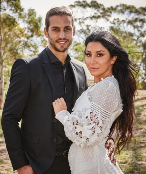 The pair first met on Married At First Sight in 2019 and have gone from strength to strength ever since.