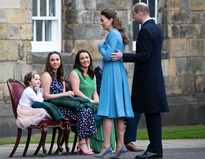 After four busy days touring the country together, including the very place they first fell in love, William and Kate proved their bond was stronger than ever - spot the PDA!