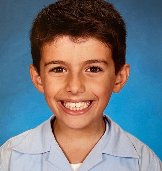 School photo's really haven't changed.