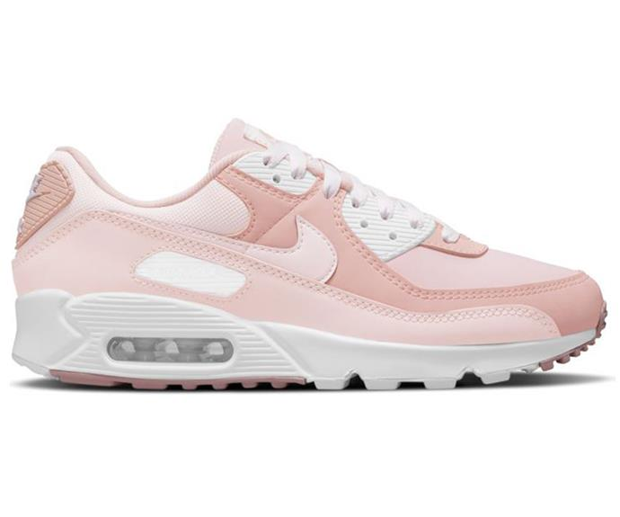 """HYPE Nike Air Max 90 Womens, $169.99. [Buy them online here](https://www.hypedc.com/au/nike-air-max-90-barely-rose-barely-rose-pink-oxford-dj3862-600.html