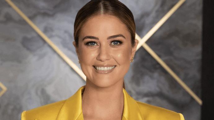 **Scherri-Lee Biggs**: TV presenter and former Miss Universe Australia in 2011.