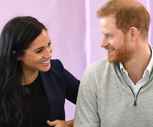 The Duke and Duchess picked out the perfect moniker for their second child.