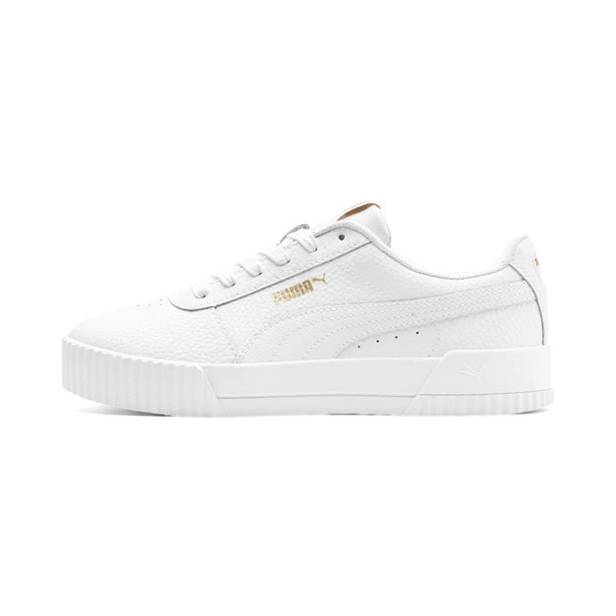"""Puma Carina Lux Women's Shoes, $100. **[Buy them online here](https://au.puma.com/carina-lux-women-s-shoes-370281-02.html