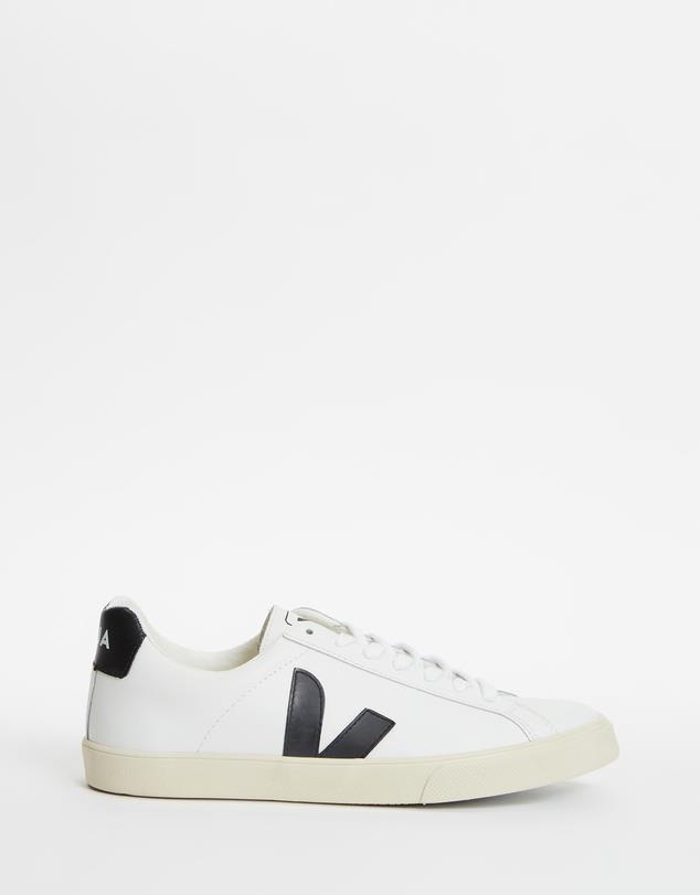 "Veja Esplar Unisex Sneaker, $160. **[Buy them online via The Iconic here](https://www.theiconic.com.au/esplar-unisex-549372.html|target=""_blank""|rel=""nofollow"")**"