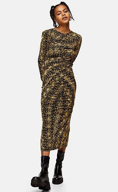"Topshop Animal Print Jersey Midi Dress, $80. **[Buy it online here](https://www.asos.com/au/topshop/topshop-animal-print-jersey-midi-dress-in-multi/prd/23889098|target=""_blank""|rel=""nofollow"")**"