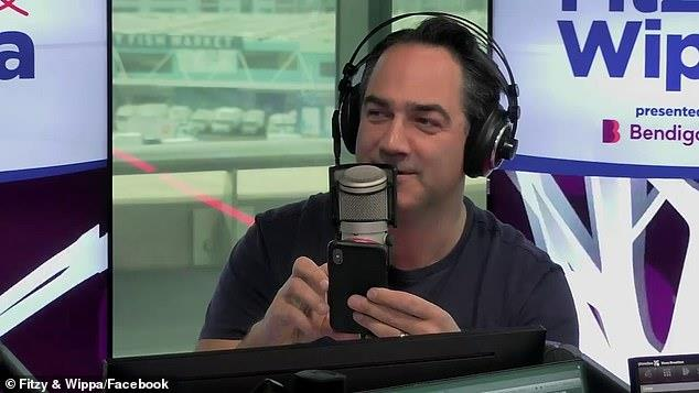 Wippa has been pulling out the stunts!