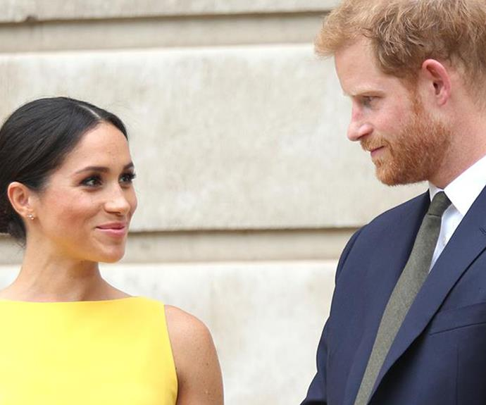 Prince Harry and Meghan Markle have opted for a more private life.