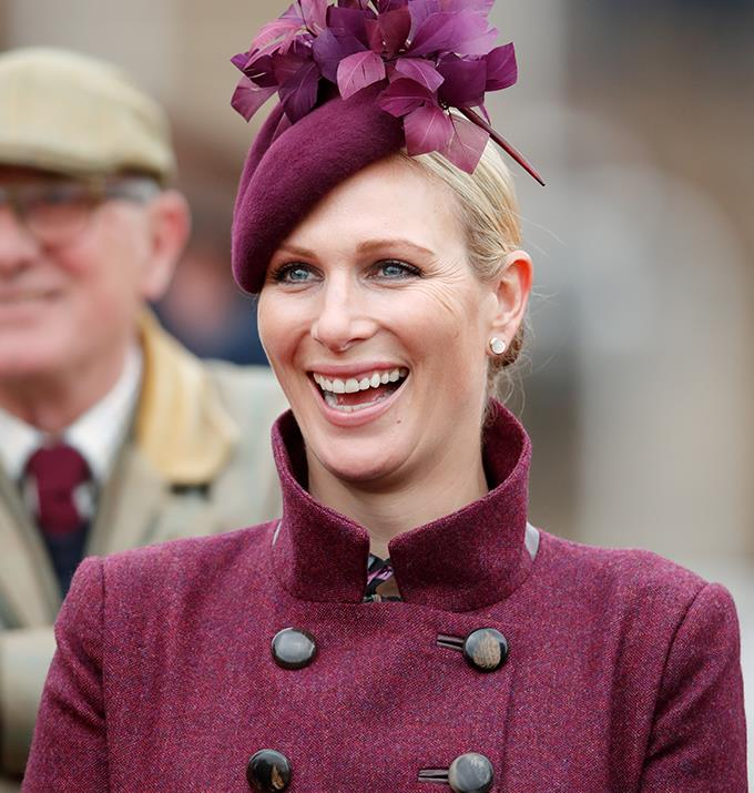 """**Zara Anne Elizabeth Tindall** <br><br> Her Uncle Prince Charles gave Zara her unusual first name, and her mother, Princess Anne, explained the choice soon after her birth.  <br><br> """"My brother thought Zara (a Greek name meaning 'bright as the dawn') was an appropriate name,"""" said Princess Anne.  <br><br> Of course, Zara's middle names honour two important women in her life. Anne is a reference to her mother, and Elizabeth is in honour of her grandmother, Queen Elizabeth."""