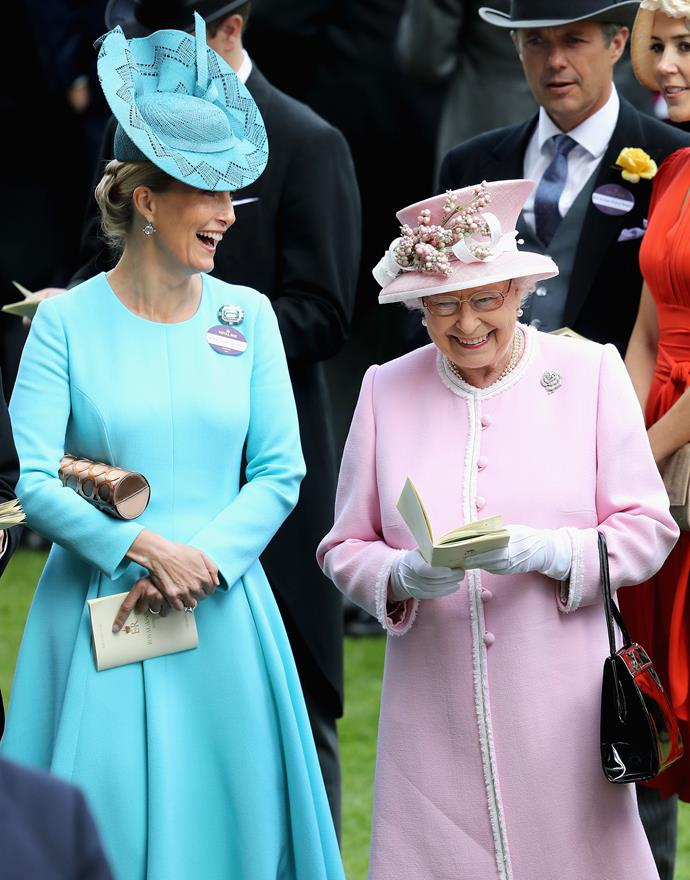 """Sophie of Wessex reiterated the royals will always be family: """"Always will be."""""""