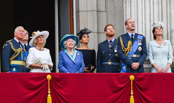 """Harry and Meghan's choice in baby name """"underlines their enduring and proud connection to the House of Windsor,"""" says Juliet Rieden."""