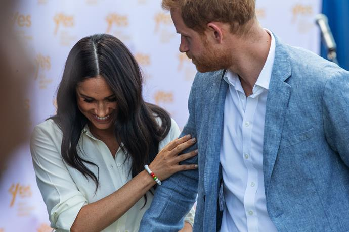 The Sussexes would be required to ask for the Queen's permission before using her name.