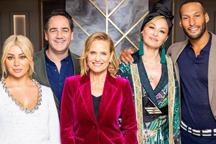 *The Block*'s Shaynna Blaze is tipped to win *Celebrity Apprentice.*