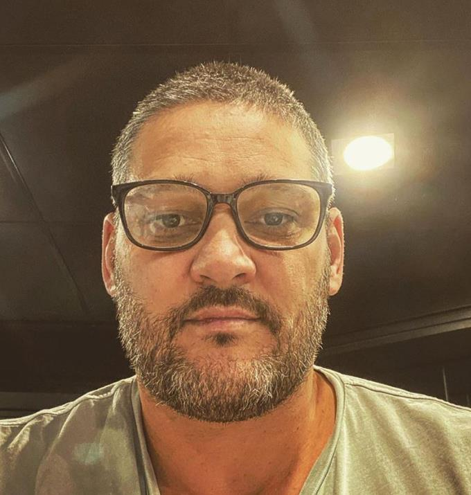 **Brendan Fevola**  <br><br> Brendan joined Fifi Box, who he works with on the radio show *Fifi, Fev and Nick* on 101.9.  <br><br> He seemed in good spirits considering he had time to poke some lighthearted fun at Fifi, who seemed a little more nervous.