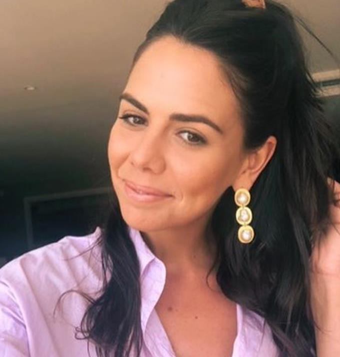 **Emily Weir** <br><br> The *Home and Away* beauty, who plays Mackenzie Booth, is 29.