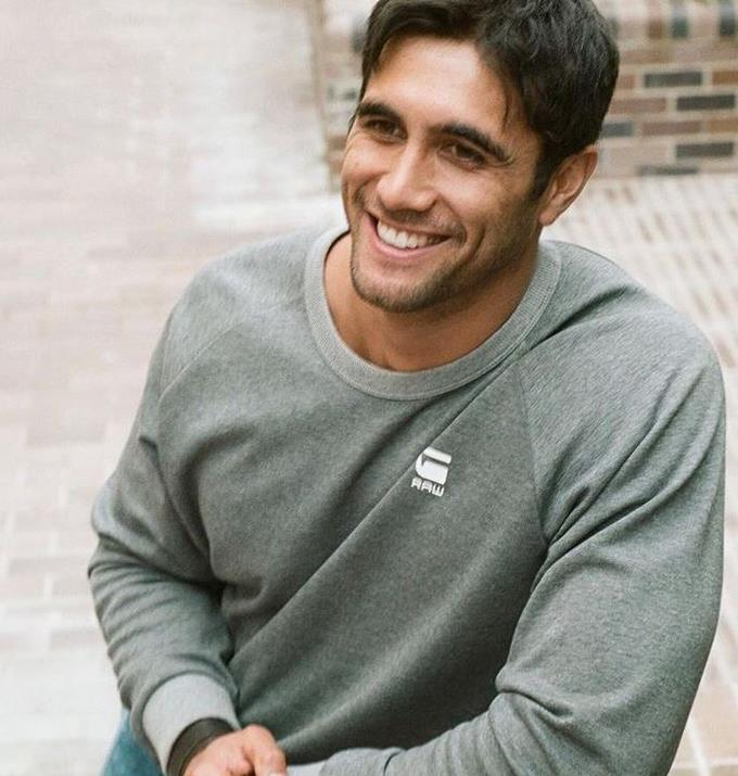 **Ethan Browne** <br><br> The New Zealand star, who plays Tane Parata, is 29.