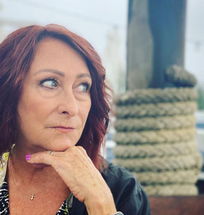 **Lynne McGranger**  <br><br> Lynne plays Irene Roberts and her age is 68.