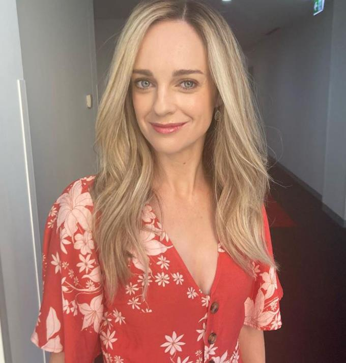**Penny McNamee** <br><br> The lovely Penny, who plays Tori Morgan, is 38.