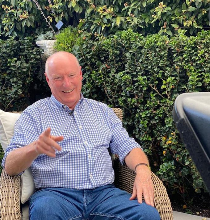 """**Ray Meagher** <br><br> The veteran actor who plays the endearing [Alf Stewart](https://www.nowtolove.com.au/celebrity/tv/home-and-away-alf-stewart-partners-62354