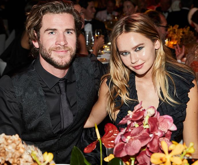 """It was a romantic date night for Chris' little brother Liam Hemsworth and girlfriend, [model Gabrielle Brooks.](https://www.who.com.au/gabriella-brooks-liam-hemsworth-relationship-one-year