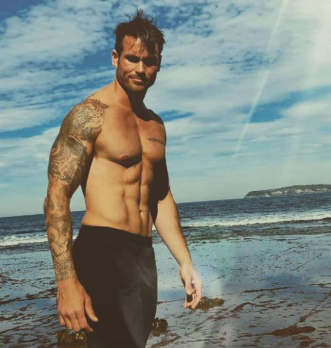 Nicholas is making waves on set of Home and Away.