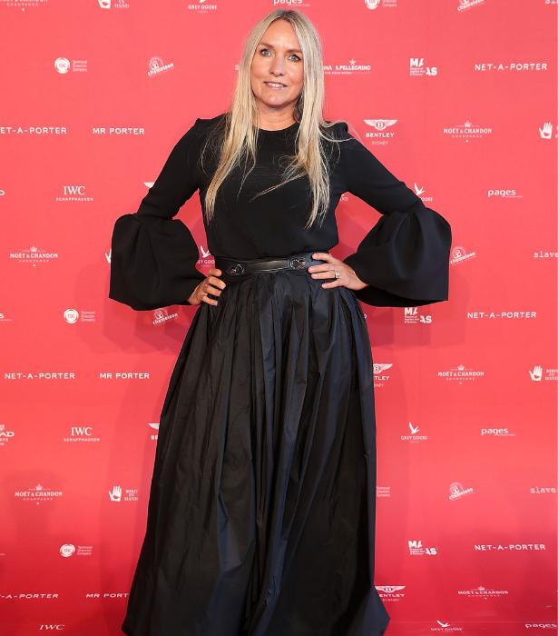 **Collette Dinnigan - Fashion designer**
