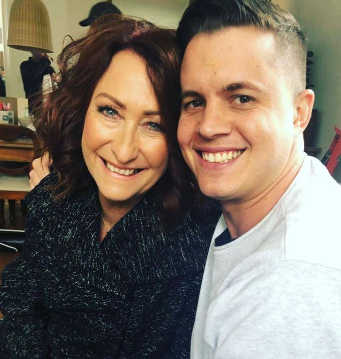 """In 2018, Johnny confirmed how close the duo are with this telling caption, """"On set today with my bestie @lynnemcgranger."""""""
