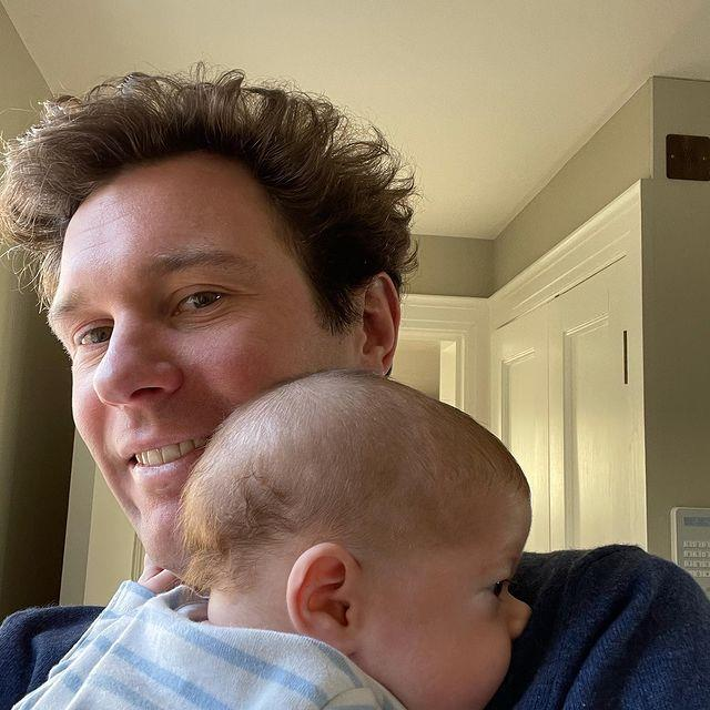 And a dad-selfie!
