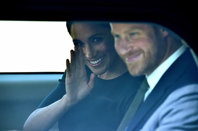 The Duke and Duchess will be celebrating Diana's 60th apart.