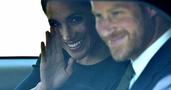 There's a very special date approaching on Harry & Meghan's calendar - and it's the perfect opportunity to drop the first photos of baby Lilibet