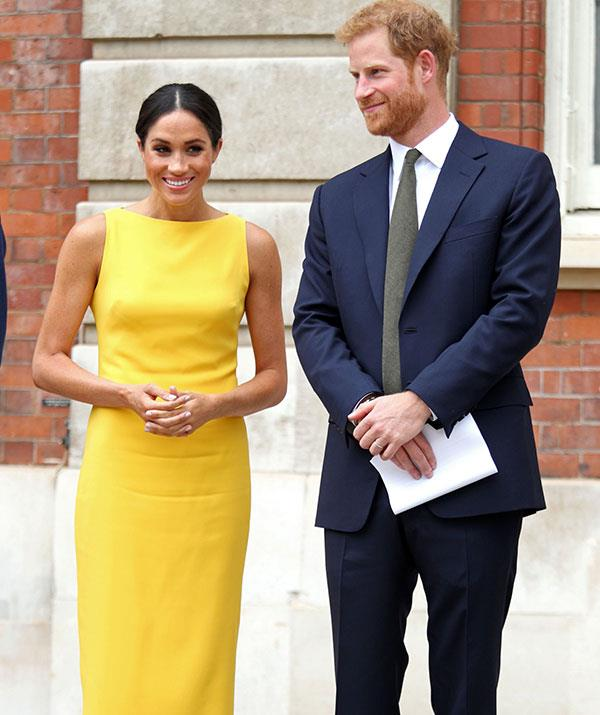 """Her secret? In the past, the mother-of-two has [raved about the Lagree fitness method,](https://www.nowtolove.com.au/health/fitness/meghan-markle-pilates-64369